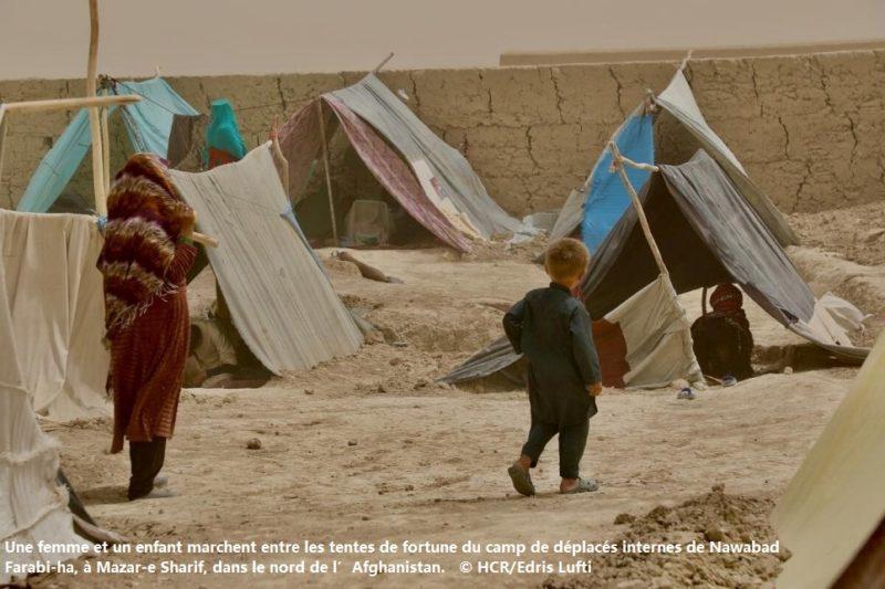 Le HCR appelle les États à accélérer les procédures de réunification familiale pour les réfugiés afghans